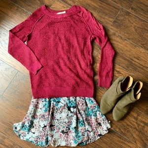 Sweaters - 🎀 Cranberry Sweater 🎀